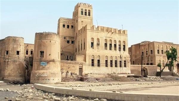 La bibliothèque de Zabid, au Yémen, pillée par les rebelles houthis, image via Alsahwa Yémen