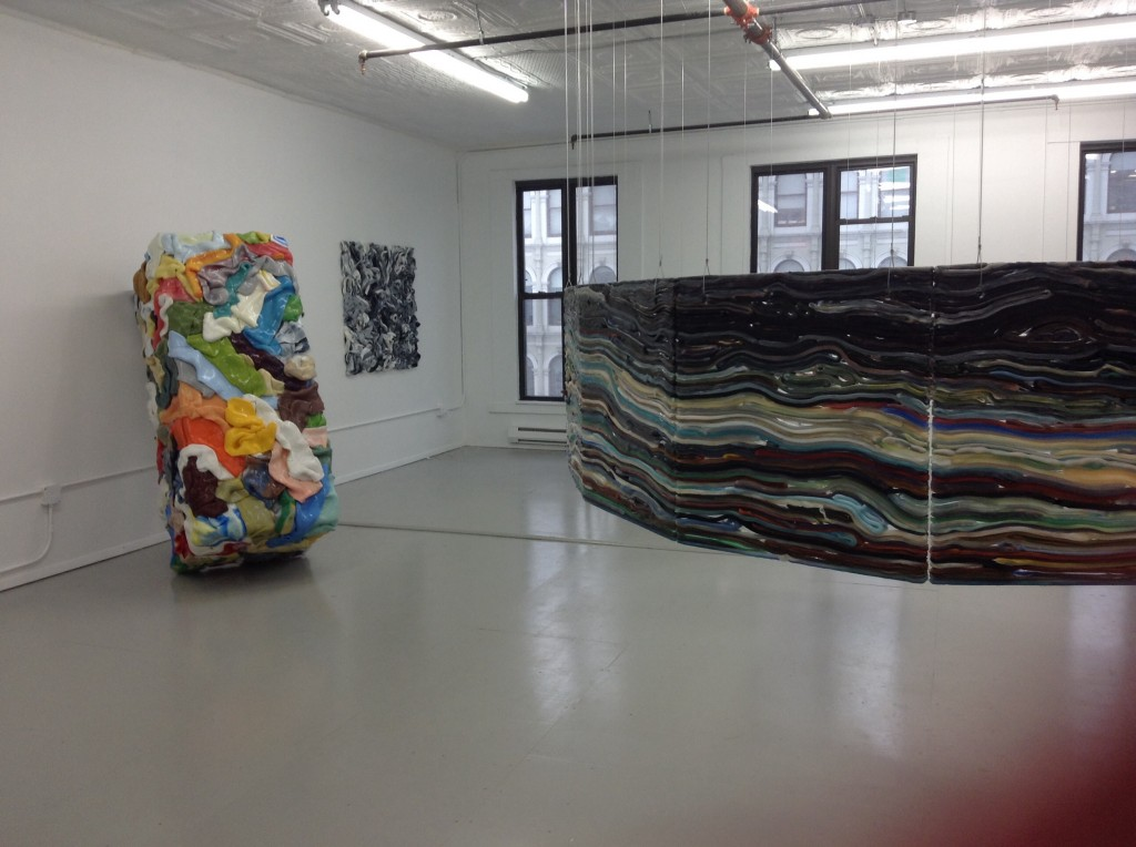 Matthias van Arkels studio på Canal Street