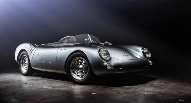 1955 Vintage Porsche 550 Spyder