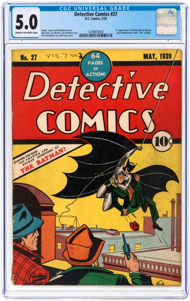Copy of Detective Comics 27