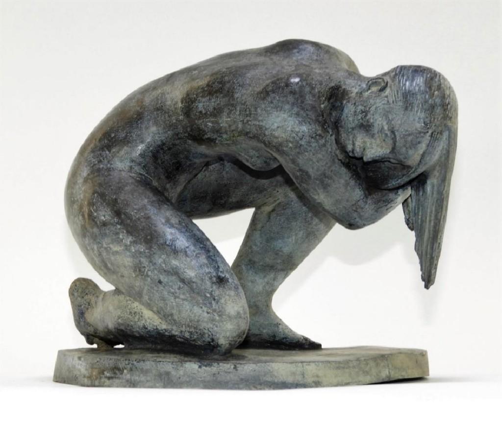 Enrique Alferez sculpture