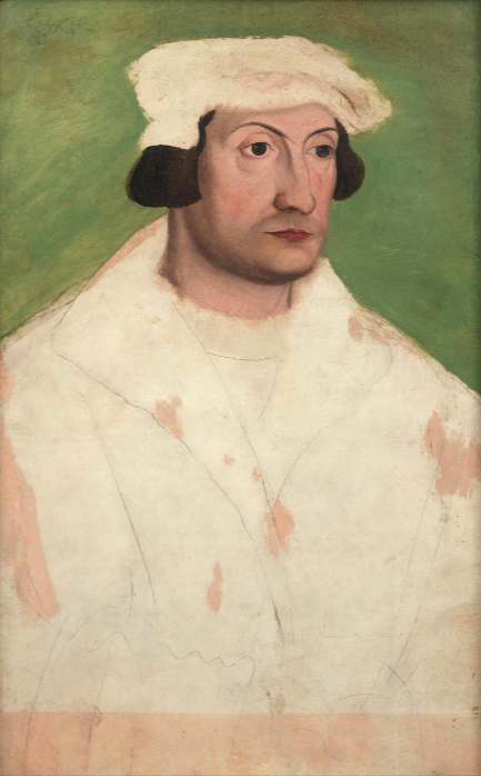Peter Gertner, Portrait du duc Ernest de Bavière.