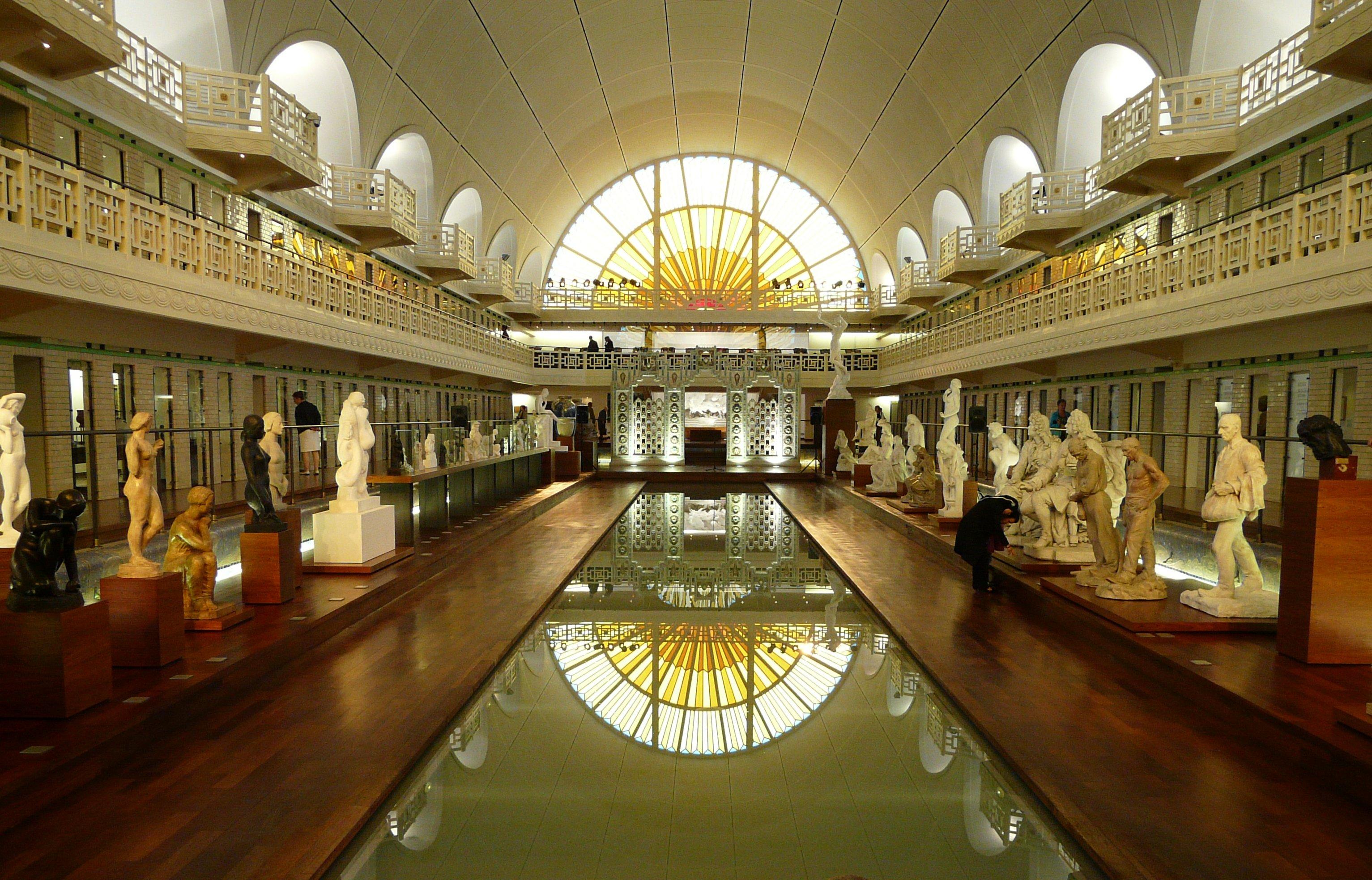 Le musée de la Piscine, Roubaix Image via Wikipedia