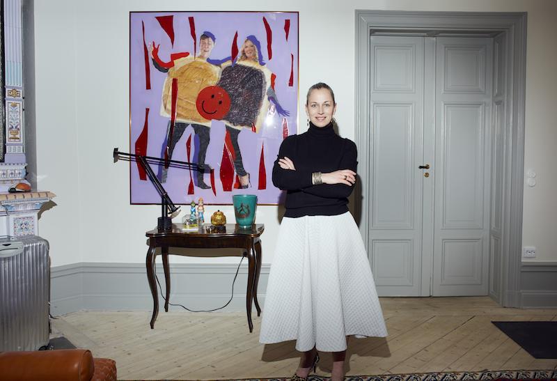 Emma Ohlson ny verksamhetschef för Stockholms Auktionsverk