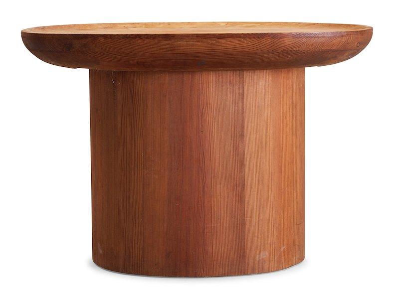 "Axel Einar Hjorth, bord ""Utö"". Nordiska Kompaniet, 1930-tal. Bild: Bukowskis"