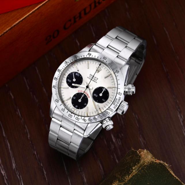 Rolex Daytona Cosmograph, ref. 6265, image ©Fortuna