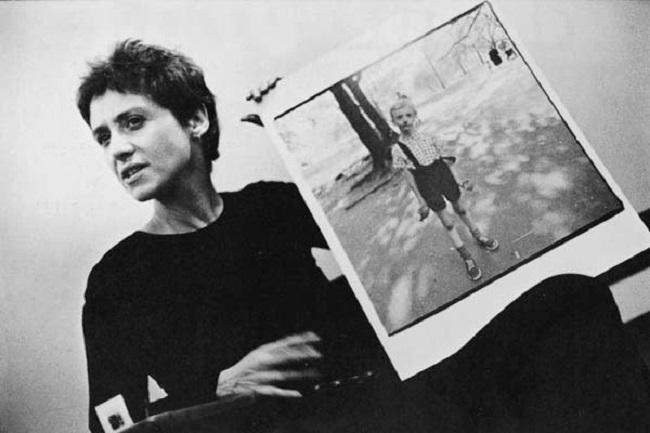 Diane Arbus (1923-1971). Imagen: The Estate of Diane Arbus LLC