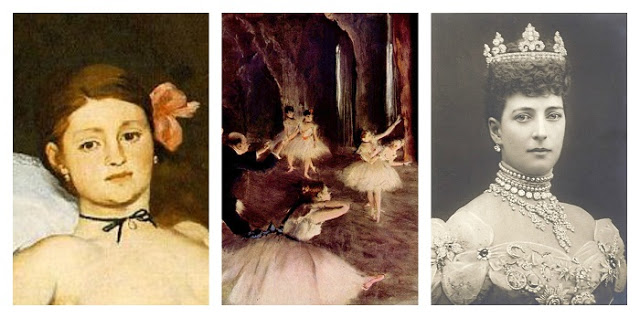 Women of the 1800's - Manet's Painting Olympia, Edgar Degas' Ballerinas, Alexandra Queen Of Denmark