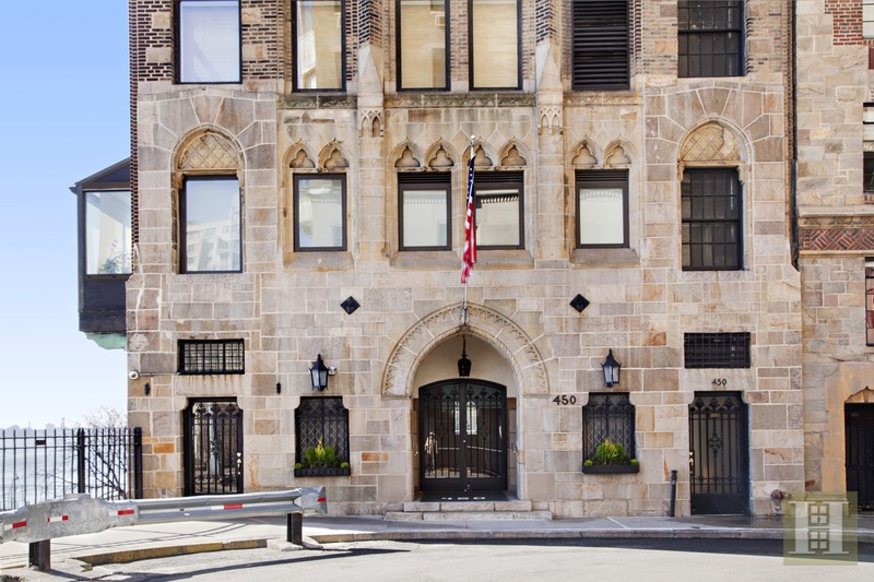 Lägenheten på Upper East Manhattan