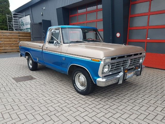 FORD F100 Pick up, 1973