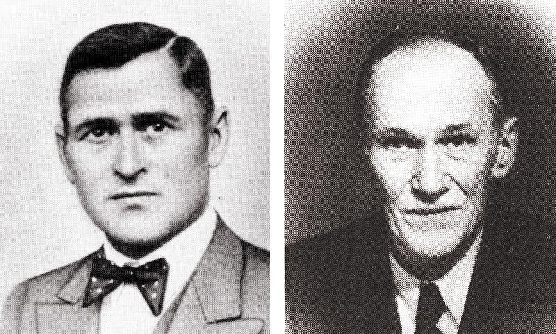 Jean et Charles Henri Stern rachètent Patek Philippe en 1932