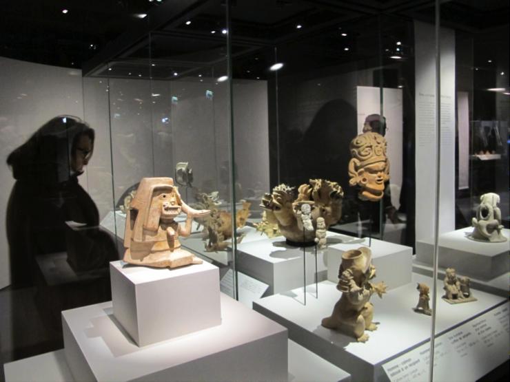 Vue de l'exposition Photo: Jean-Christophe Argillet
