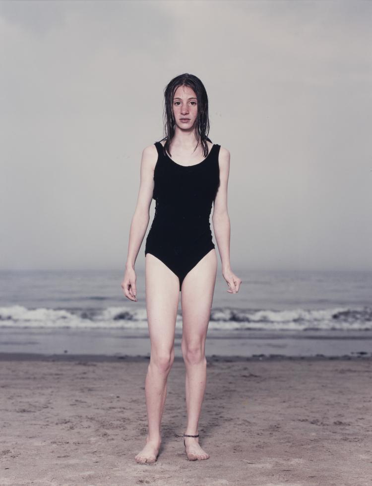 RINEKE DIJKSTRA b. 1959 Coney Island, New York, 1993