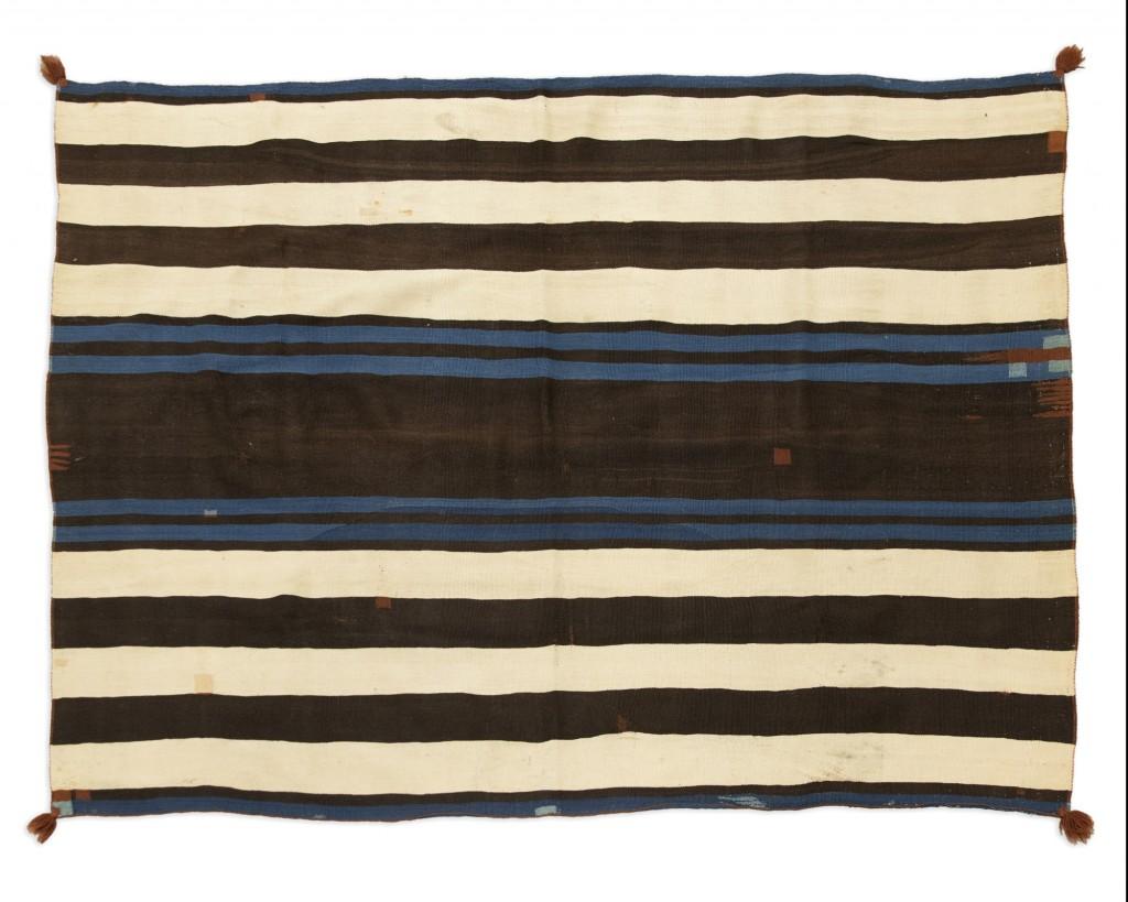 Navajo Ute-style chief's blanket