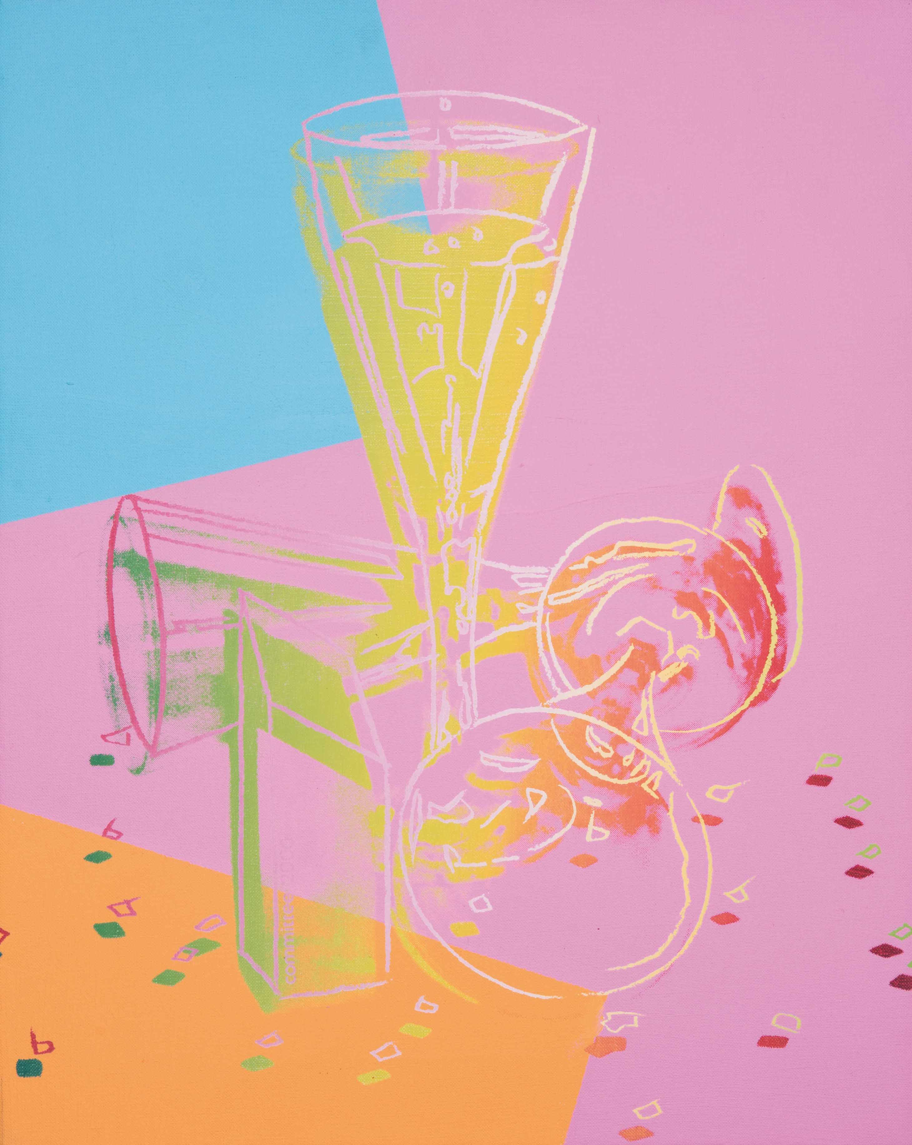 Andy Warhol, Committee 2000