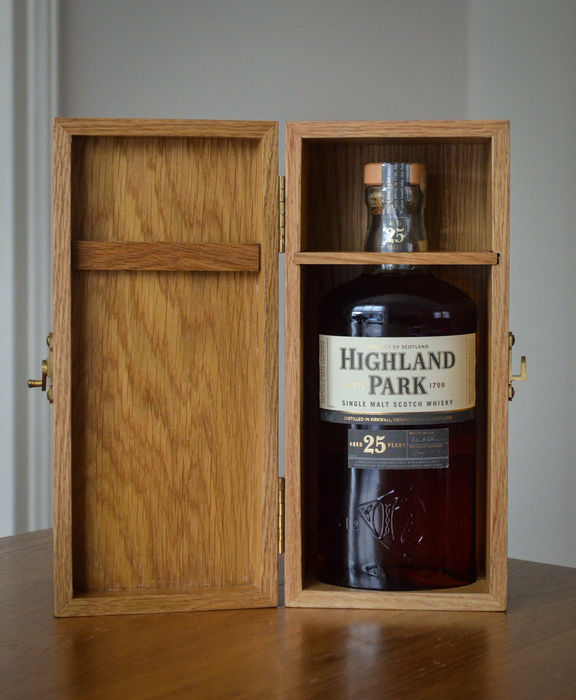 Highland Park 2012 Single Malt Scotch Whisky 25 Jahre