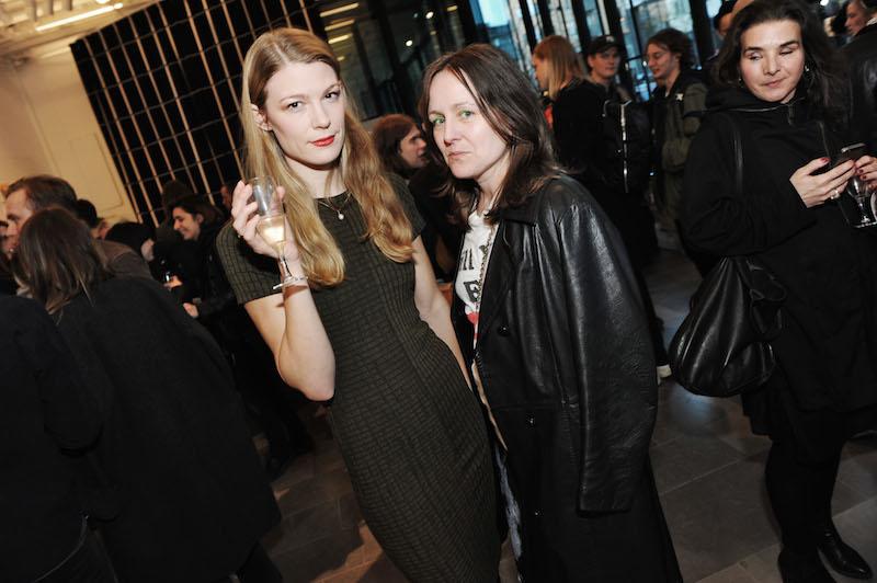 Ida Theren och Ann-Sofie Back