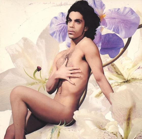 The cover art for Prince's Lovesexy album Image via The Quietus