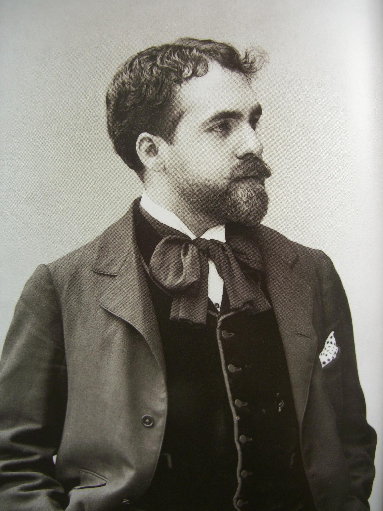 Reynaldo Hahn, image via Wikimedia Common