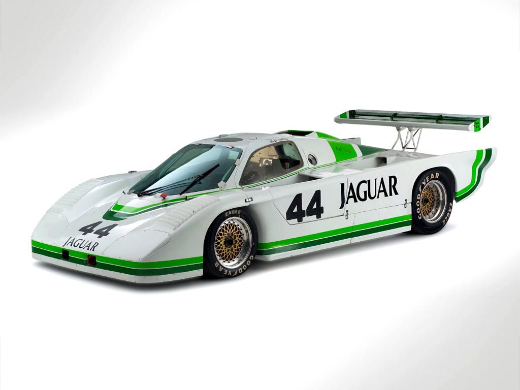 1980s Jaguar XJR-5