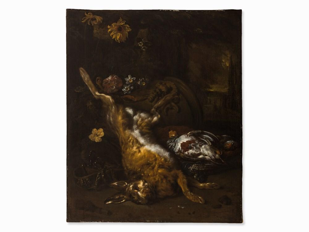Jan Weenix (1640/41-1719), Still Life with Game, after 1695. Schätzpreis: 60 000 EUR. Auctionata