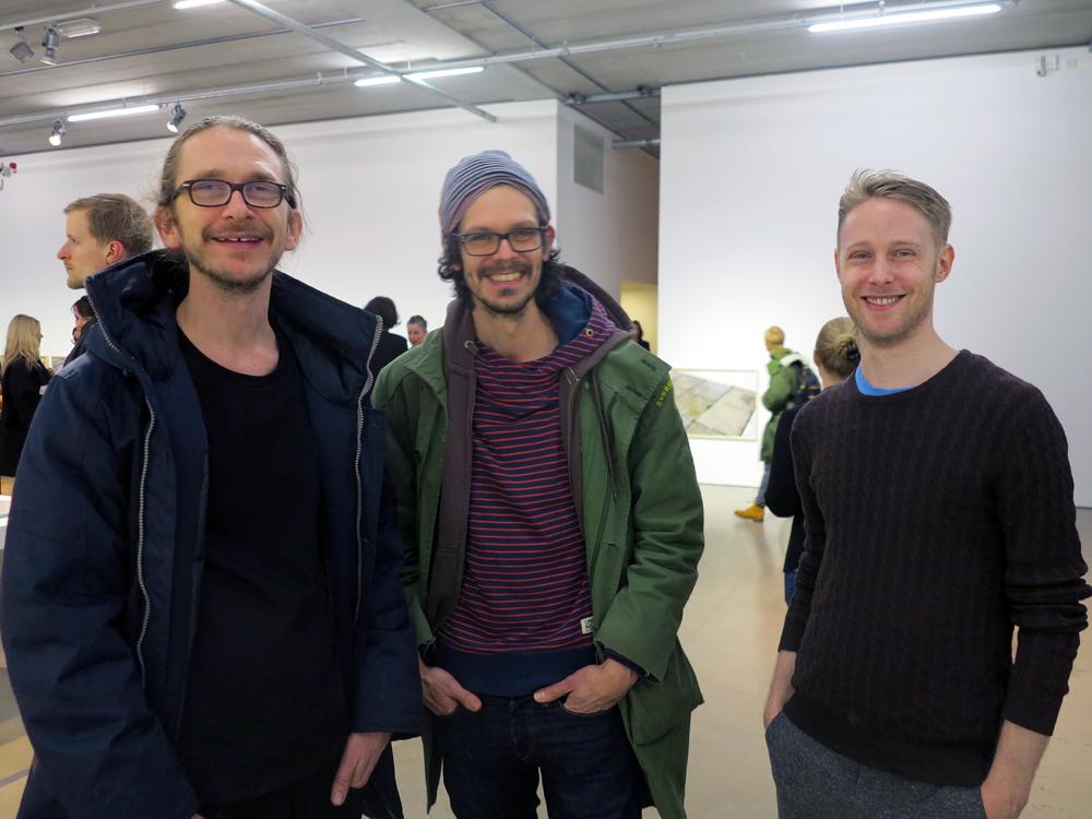 Jonas Heijkenskjöld, Per Hellqvist, Axel Jacobson