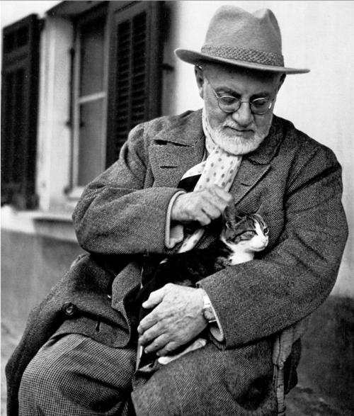 Henri Matisse. Foto: henrimatisseenhetfauvisme.weebly.com.