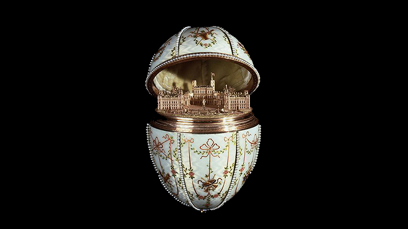 f411aafe83 Les ventes impressionnantes des oeufs Fabergé ? Blog ? Barnebys.fr