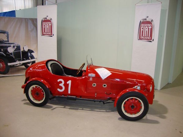 FIAT - 500 A Sport Barchetta Monoposto - 1937. Utropspris: 475 000 - 620 000 kronor.