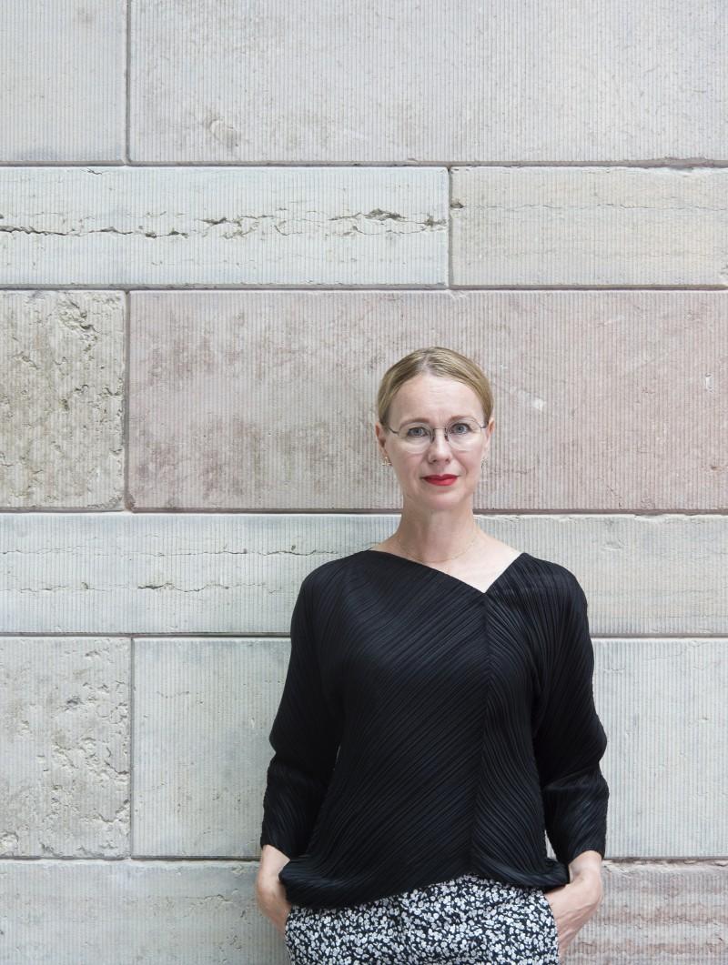Susanna Pettersson. Foto: Anna Danielsson/Nationalmuseum.