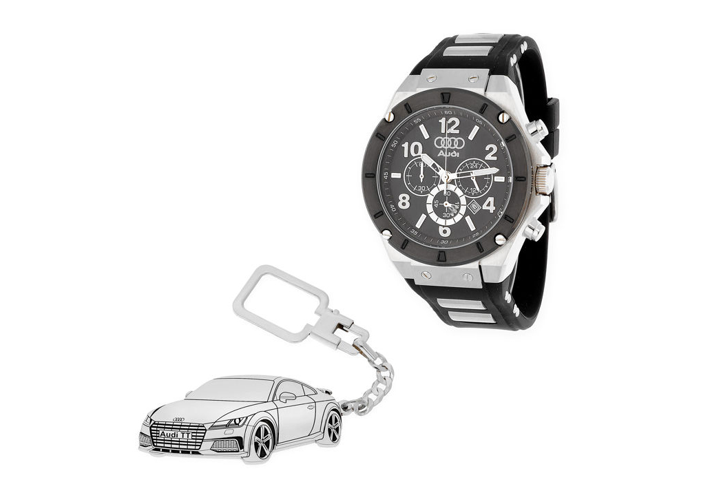 Audi TT Watch, 2017-18. Foto: Catawiki