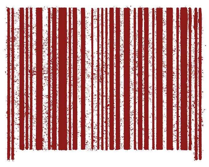 Bar, pigment print från 2013