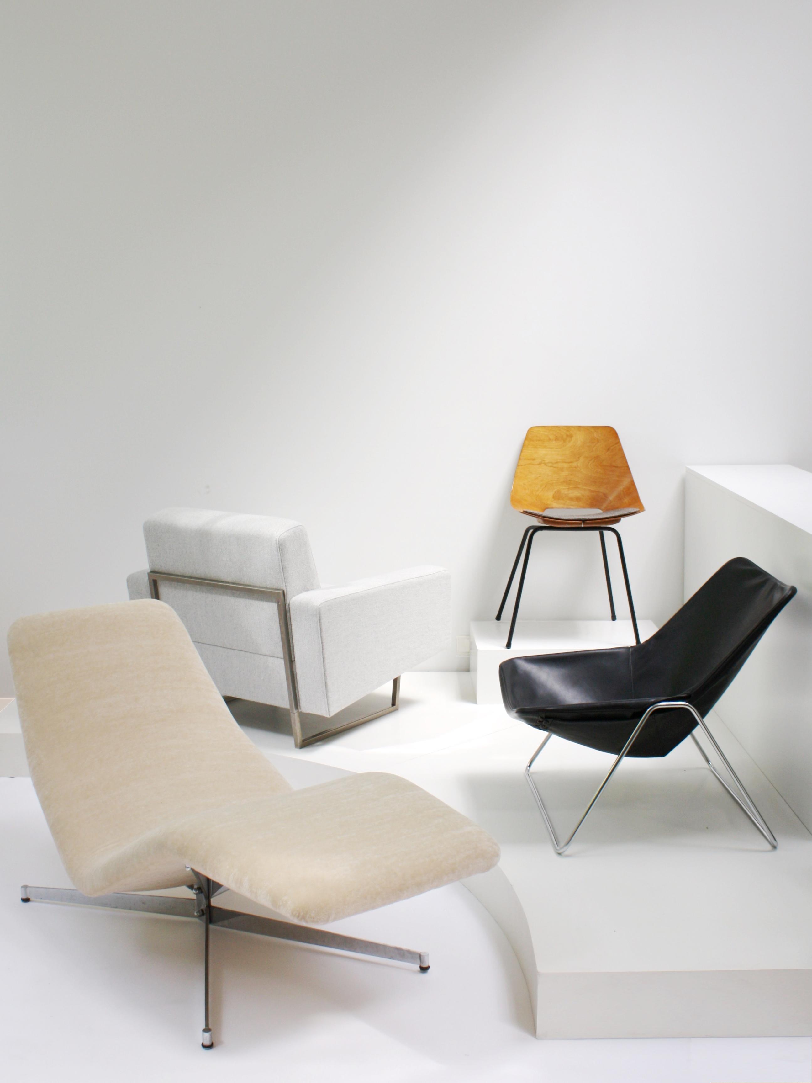 """STONE Seats GUARICHE the Introuvables"" © Galerie Alexandre Guillemain"