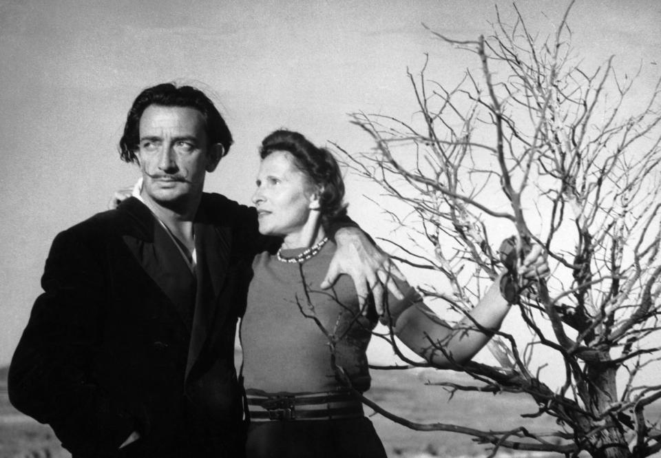 Dalí et Gala furent mariés plus de 40 ans