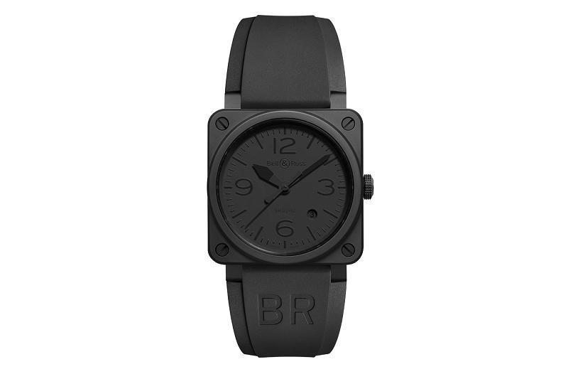 Reloj de pulsera BELL & ROSS Phantom Ceramic para caballero