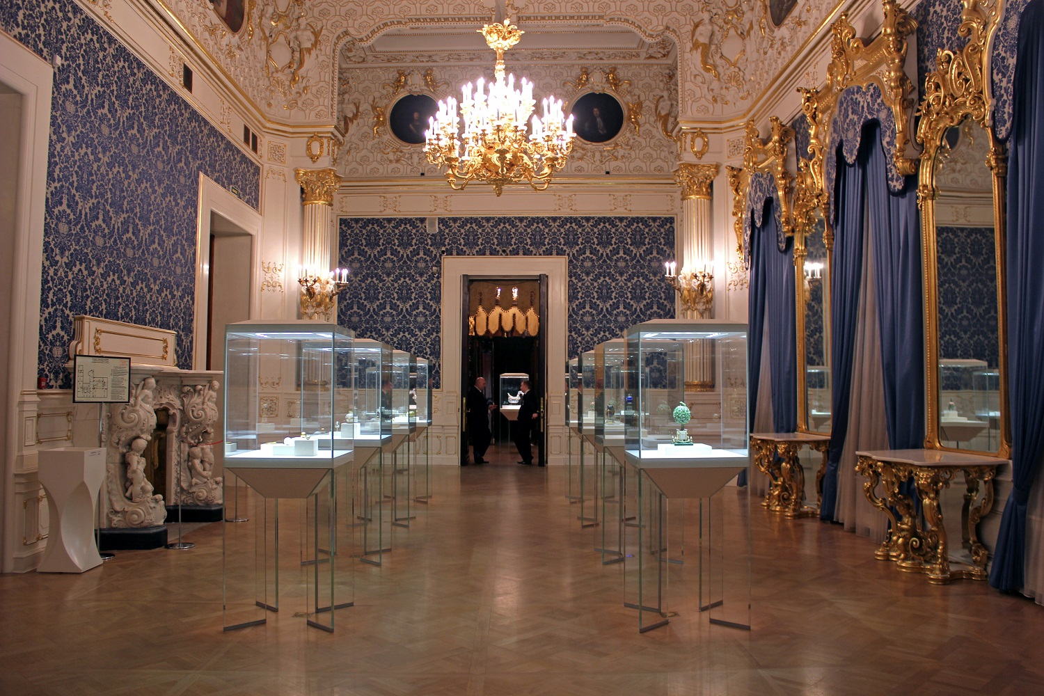 The Fabergé Collection at the Fabergé Museum. Image: Show Me Russia