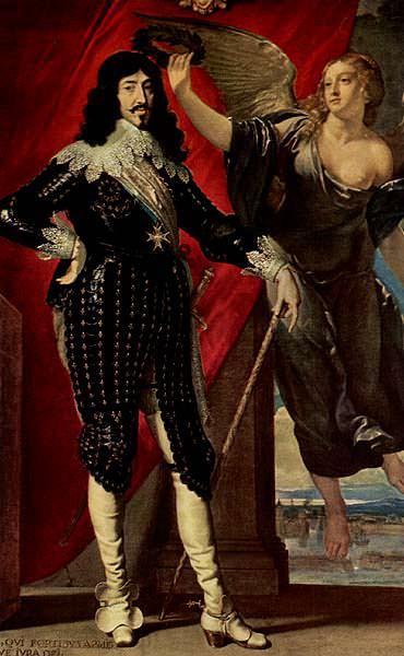 Le portrait de Louis XIII par Philippe de Champaigne