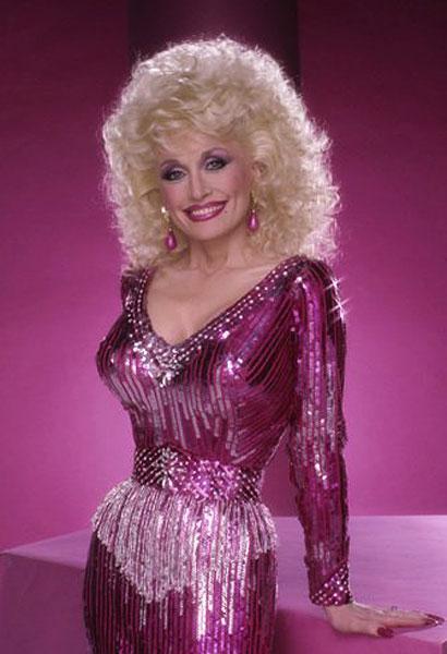 Mother of perm: Dolly Parton
