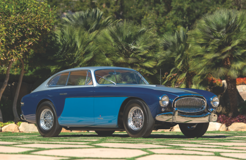 Lot 229 - 1952 Cunningham C3 Coupe by Vignale