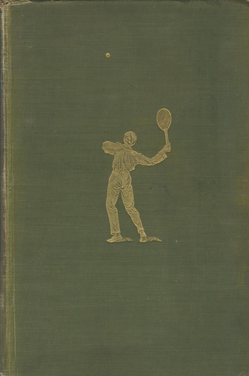 """""""Great Lawn Tennis Players: Their method illustrated"""". Photo: Abebooks."""
