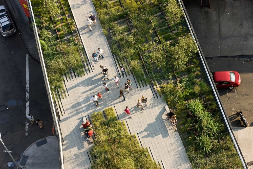 New York's High Line