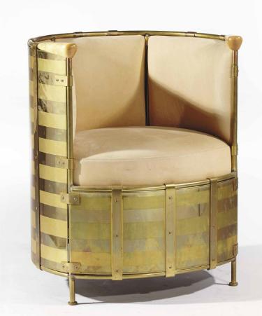 Mats Theselius Fauteuil 'El Dorado', vers 2000 Christie's