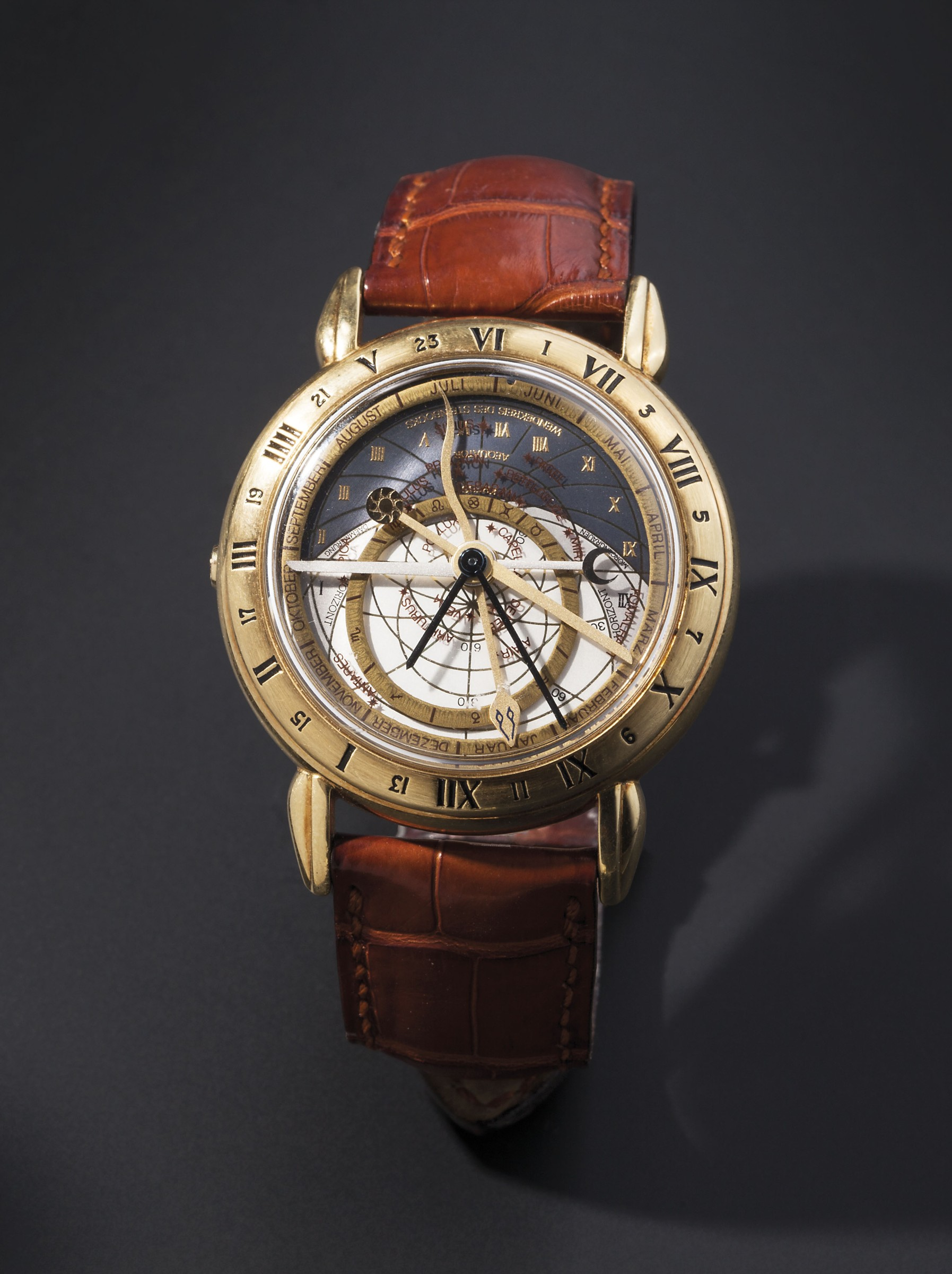 "ULYSSE NARDIN - Armbanduhr Modell ""Astrolabium Galileo Galilei"""