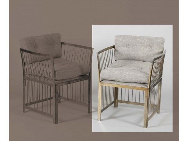 Sillón Copenhague, diseño y fabricación Rafael García (1968)