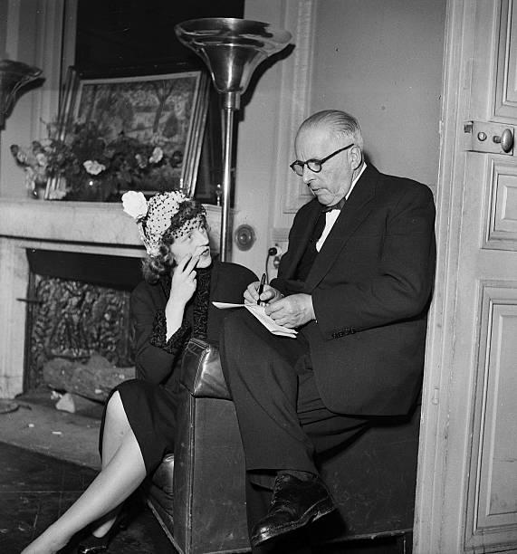 Gaston Gallimard ( 1881-1975 ), image ©Gettyimages