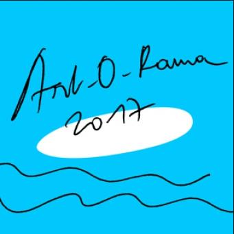 Affiche de l'édition 2017, via Art-O-Rama.fr