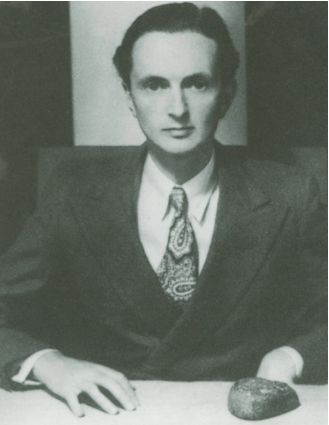 Man Ray, « Edward James », 1937, image via Sotheby's