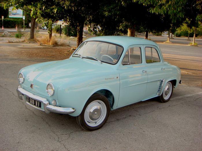 Renault - Dauphine - 1962