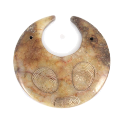 Pendant, China, Liangzhu Culture Estimated price: 900-1,400 EUR