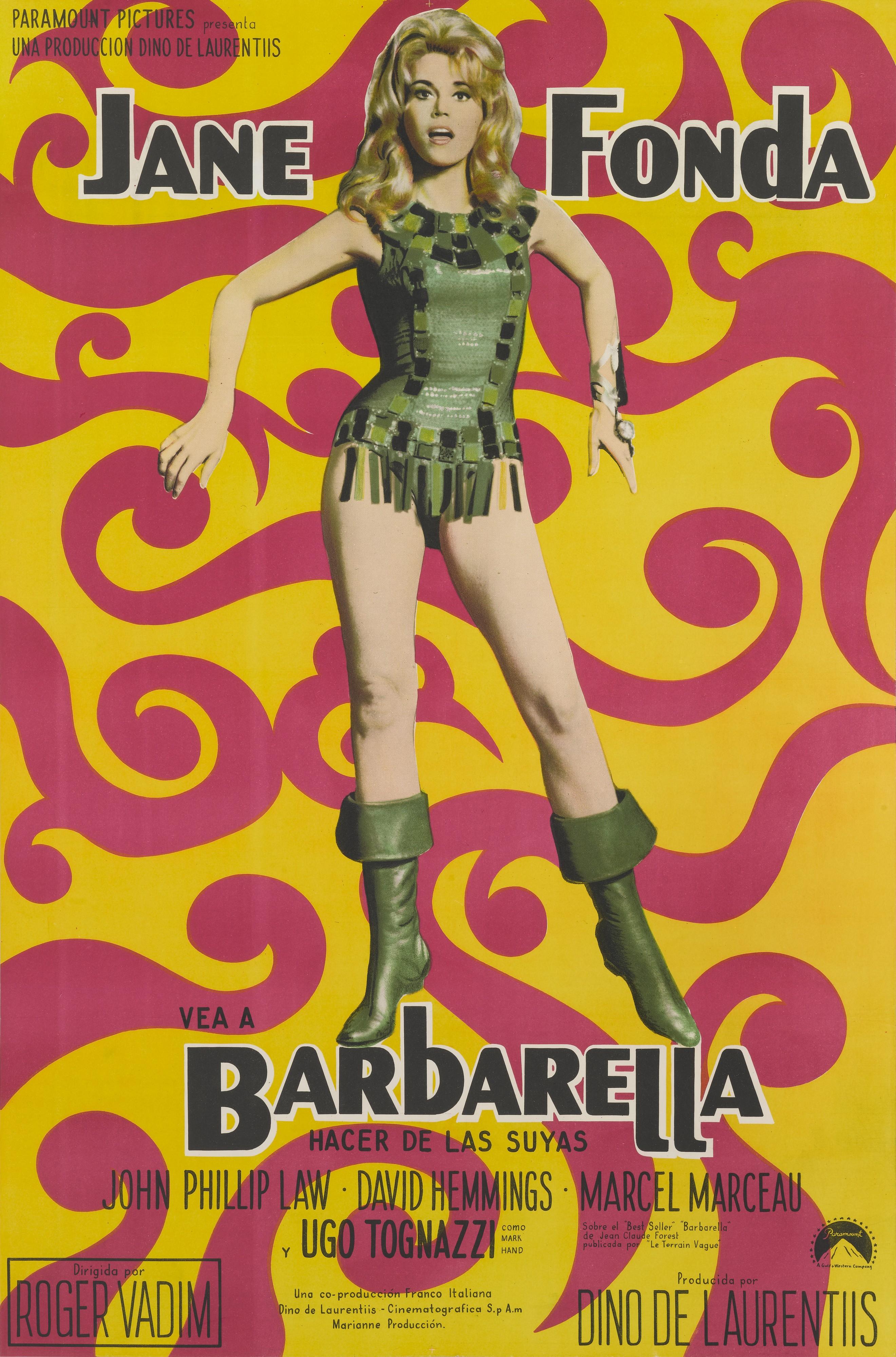 BARBARELLA FRENCH